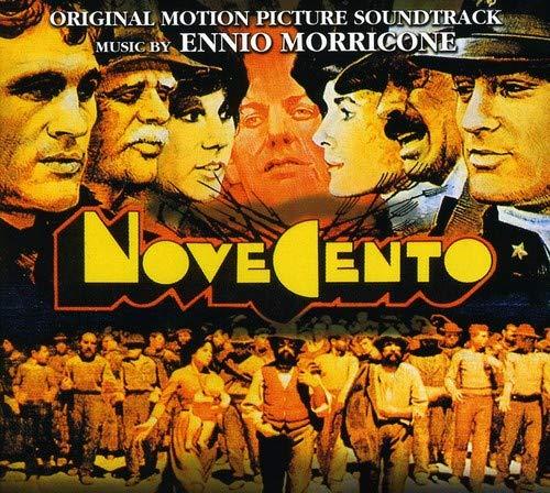 BSO Novecento. Ennio Morricone épico