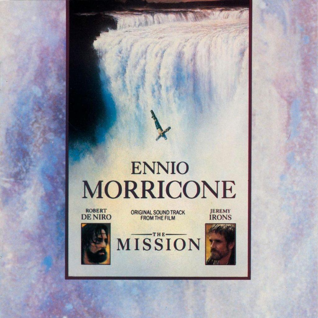 BSO de La misión. Ennio Morricone místico