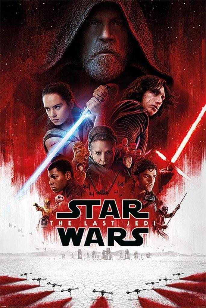 Ranking Star Wars. episodio VIII los últimos jedis