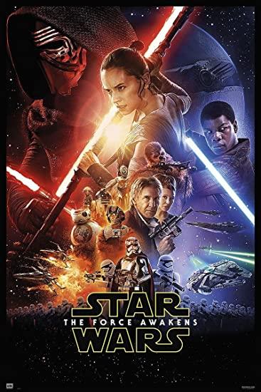 Ranking Star Wars episodio VII el despertar de la fuerza