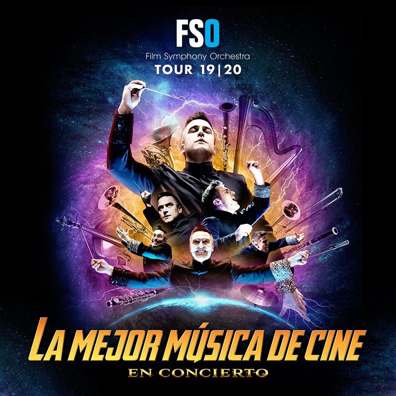 La Film Symphony Orchestra (FSO) regresa a Madrid