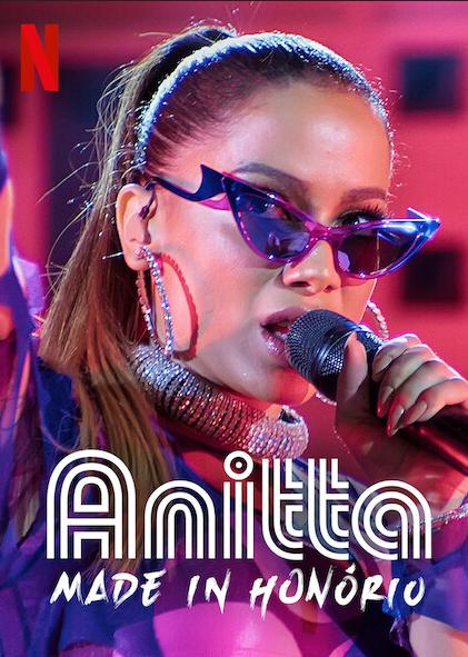 Esta docuserie ofrece una mirada inédita a la vida y la trayectoria profesional de la cantante Anitta, icono del funk y el pop en Brasil