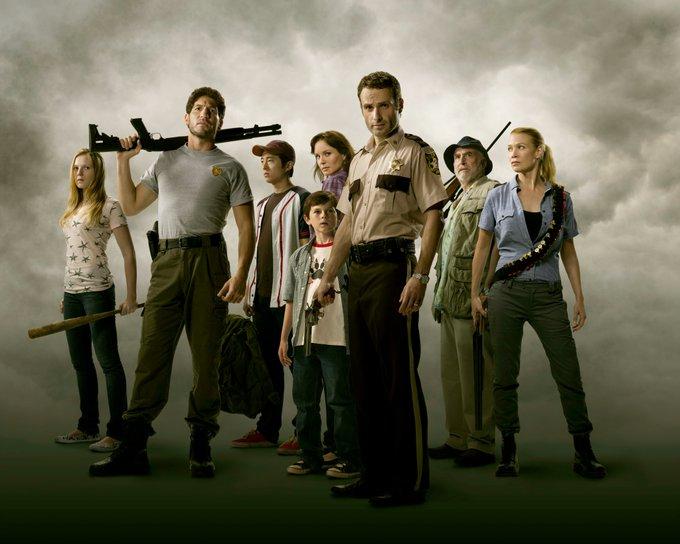 La temporada 11 de la serie 'The walking dead' arranca en unos meses. AMC