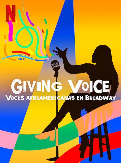 'Giving Voice: Voces afroamericanas en Broadway' descubre a una nueva generación de artistas