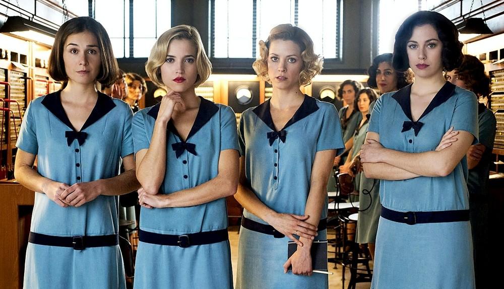 'Las Chicas del Cable': un final tan lacerante como predecible