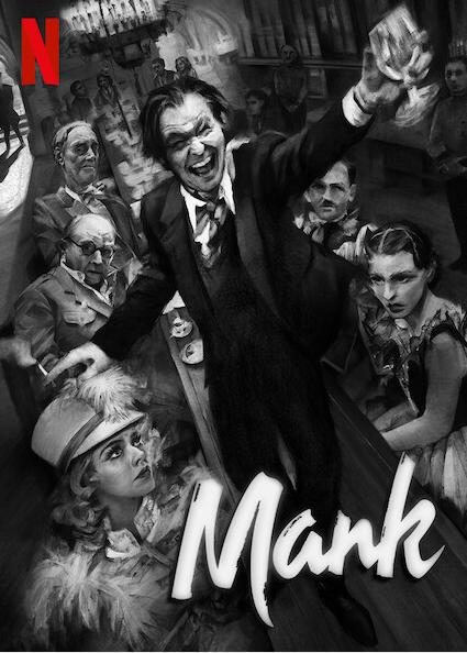 Así ve el Hollywood de la década de 1930 el mordaz crítico social y guionista alcohólico Herman J. Mankiewicz