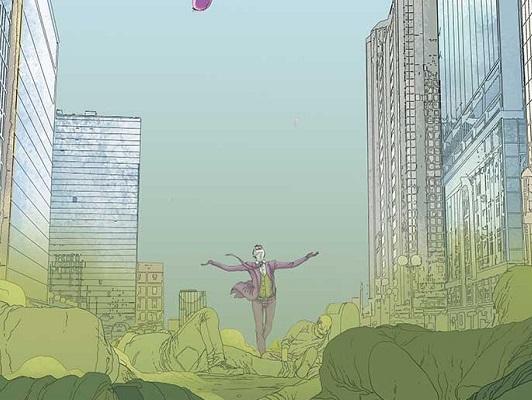 La mayor ambición de este siniestro personaje es que en el mundo reine el caos. - vía @ECC