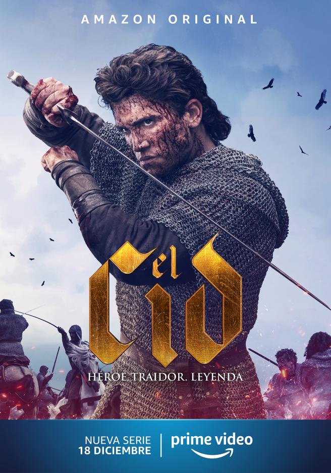 poster-El-Cid-serie-Amazon