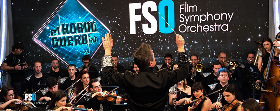La FSO en Televisión. FSO