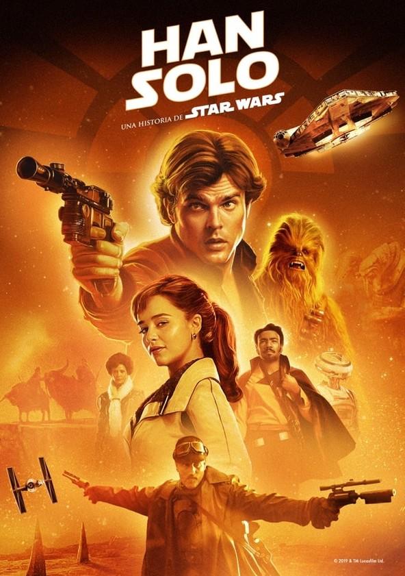 Ranking Star Wars. Han solo. una historia de Star Wars