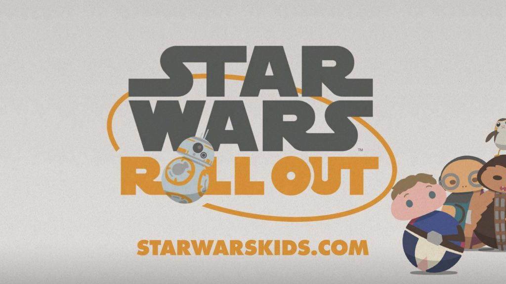 Star Wars Roll Out.