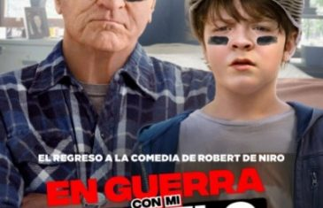 En Guerra con mi abuelo loco por el cine