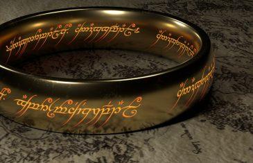 el señor de los anillos ring