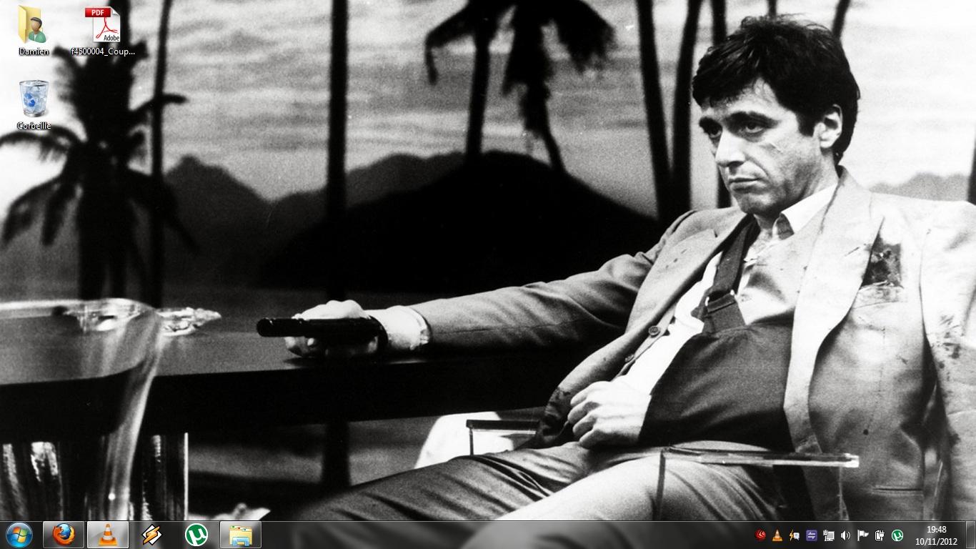 Al Pacino, la mirada de Hollywood