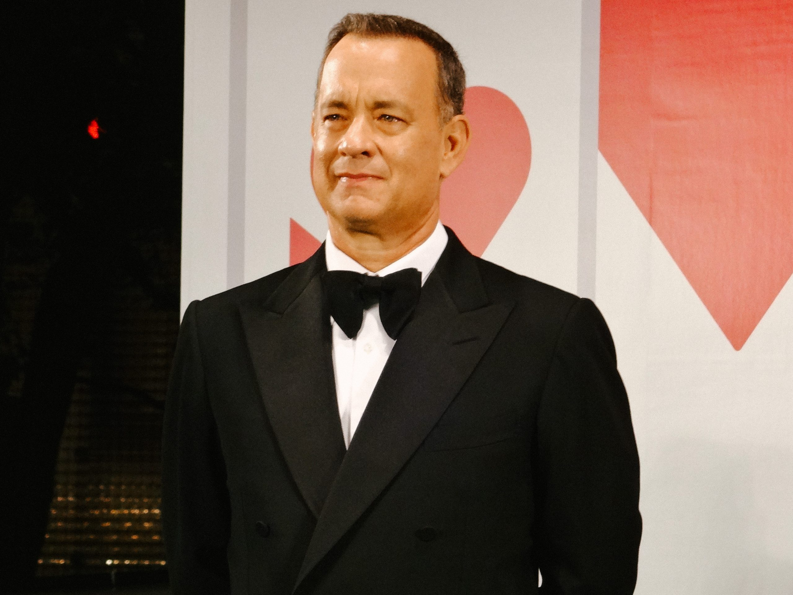Tom Hanks incombustible
