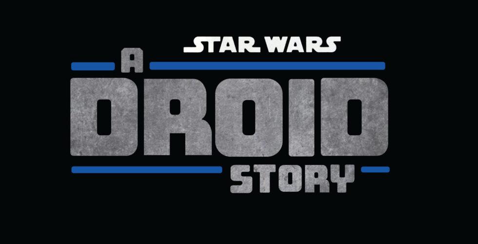 Cartel de a Droid Story