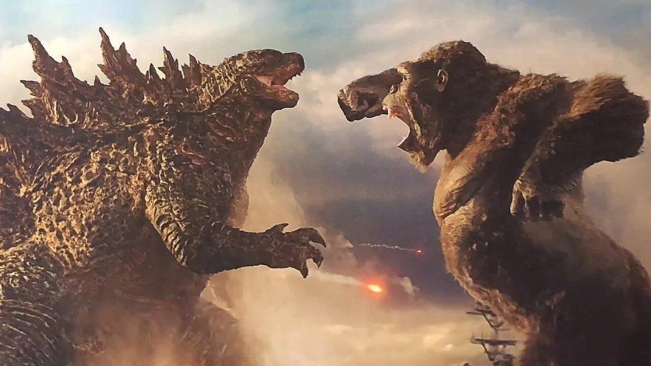 'Godzilla vs. Kong', un dios contra un rey, primer video promocional