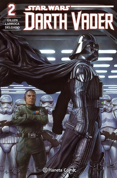 Darth Vader es el protagonista de múltiples series. PLANETA CÓMIC