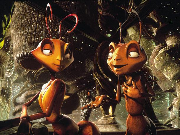 'Antz' fue la primera película producida por la firma, en 1998. DREAMWORKS