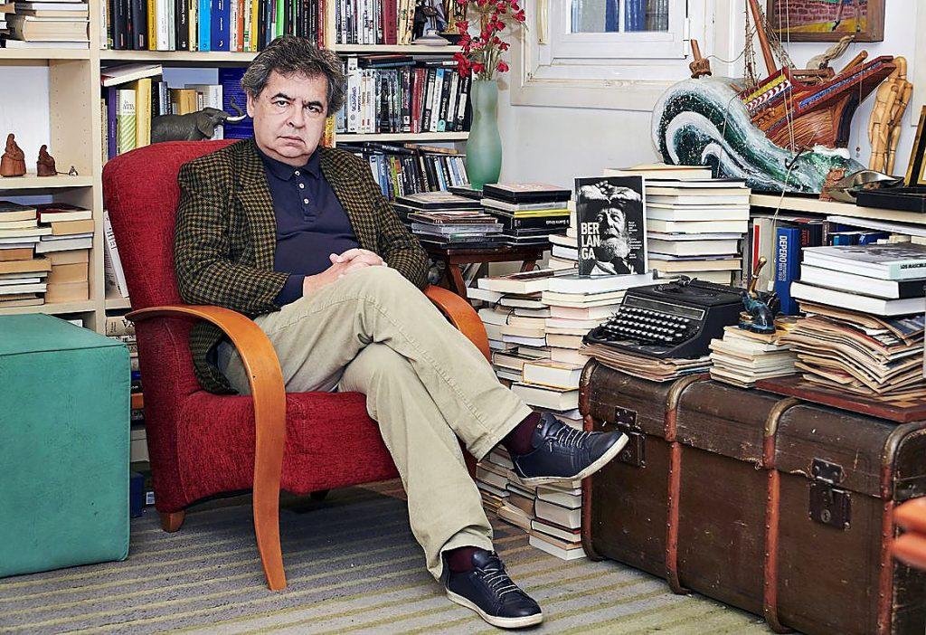 El último austrohúngaro de Manuel Hidalgo. El prestigioso periodista es un apasionado del séptimo arte. LXC