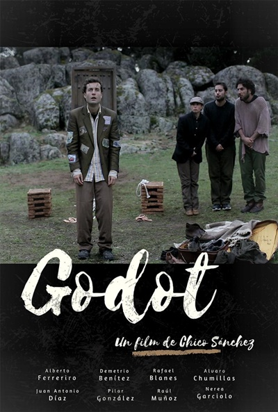 Cartel de 'Godot'. ACTÚA CÓRDOBA