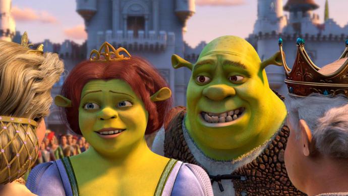DREAMWORKS. La segunda parte de Shrek ha sido el gran éxito de taquilla de Dreamworks.