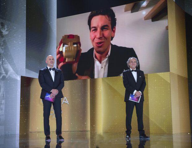 Mario Casas ganador al Goya por mejor actor principal