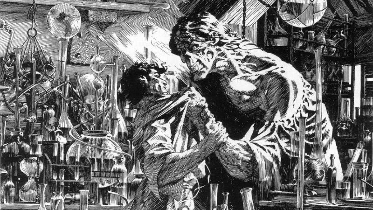 Bernie Wrightson, maestro del terror… y de los superhéroes