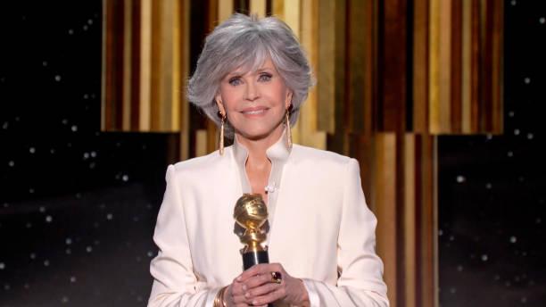 Jane Fonda, ganadora del Cecil B. DeMille