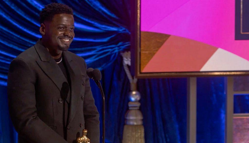 Daniel Kaluuya ganador del Óscar a mejor actor de reparto