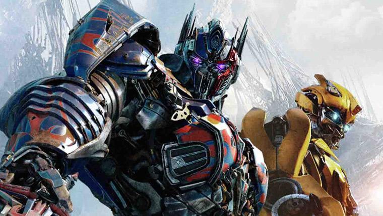 Optimus Prime y Bumblebee verán reiniciada su franquicia. PARAMOUNT