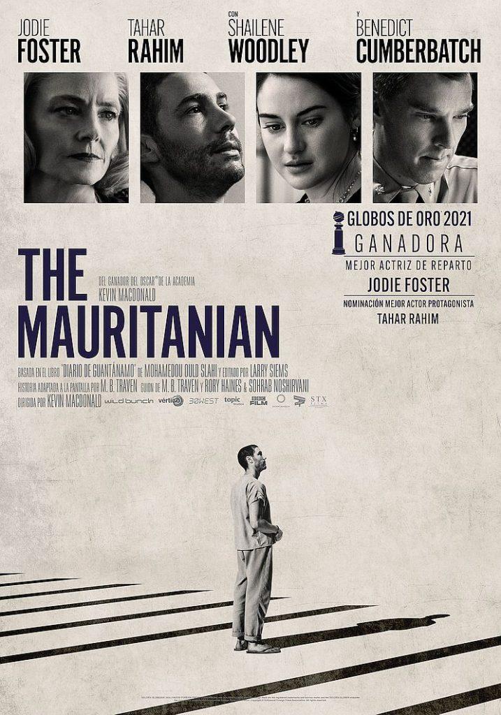 Póster de The Mauritanian