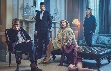 La familia rusa de McMafia
