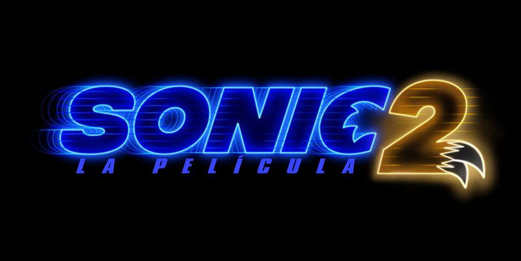 logo de 'Sonic la película 2'