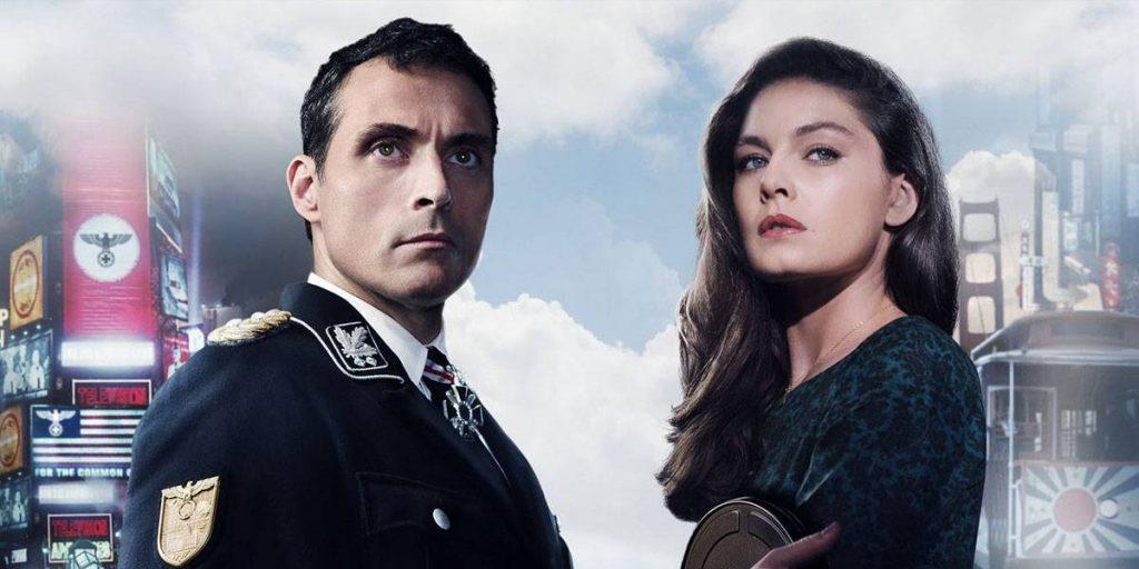 John y Juliana en The man in the high Castle