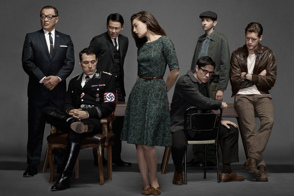 Protagonistas the man in the high castle
