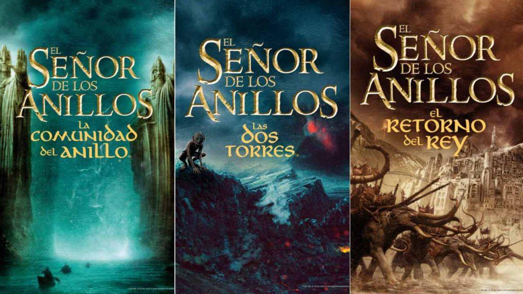 Trilogía de El señor de los anillos. WARNER