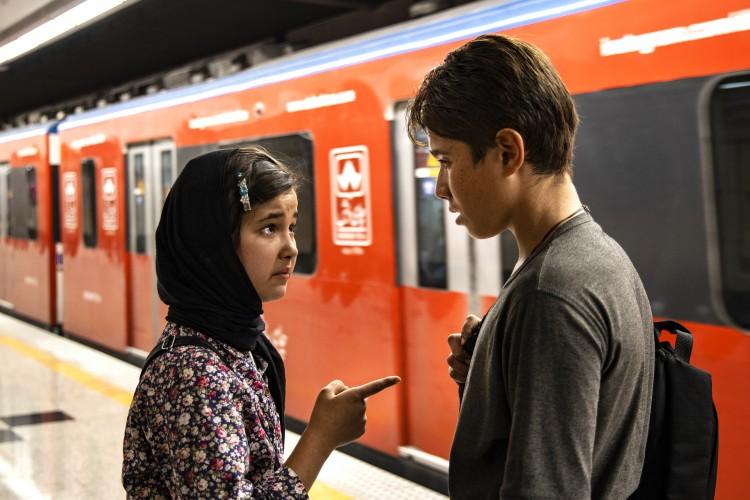 Zahra y Alí, conflicto con Alí. Vivir sin nosotros. CARAMEL