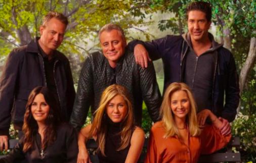 Mucha espera y pocas nueces para Friends, The Reunion. HBO