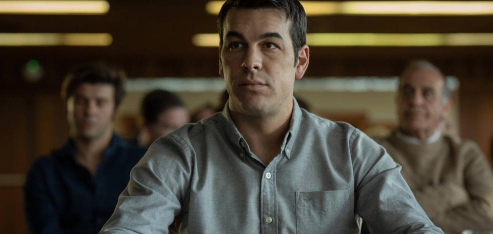 Mario Casas, reciente ganador de un Goya, es el protagonista de El inocente. NETFLIX