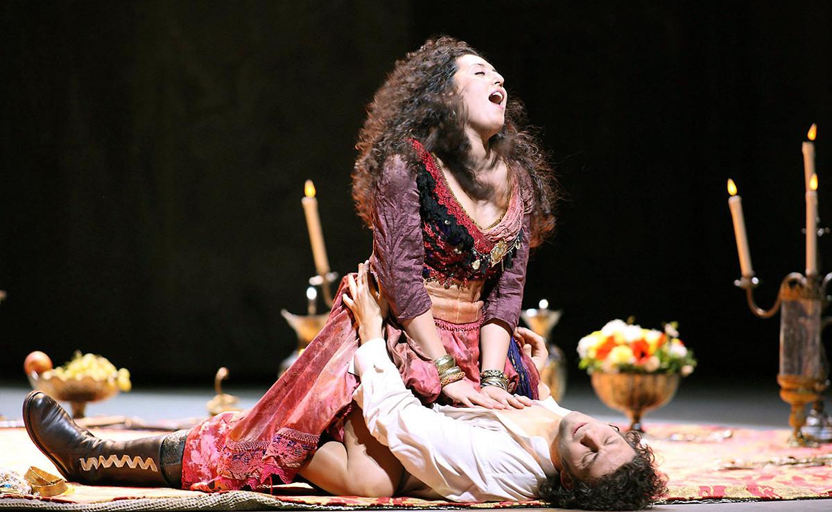 Golem vuelve a la ópera