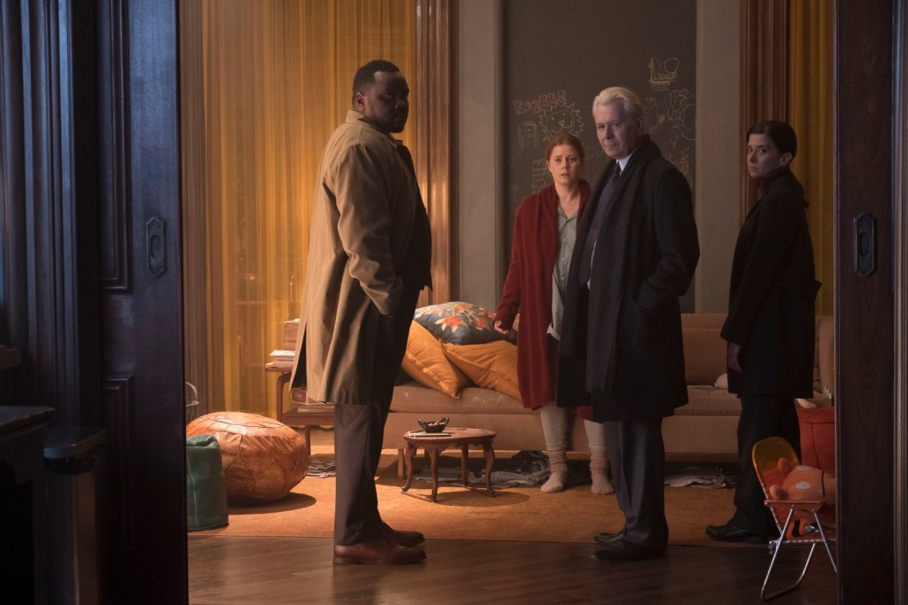 La inquietante familia Russell será el objetivo de la cámara de la protagonista. 20th CENTURY STUDIOS