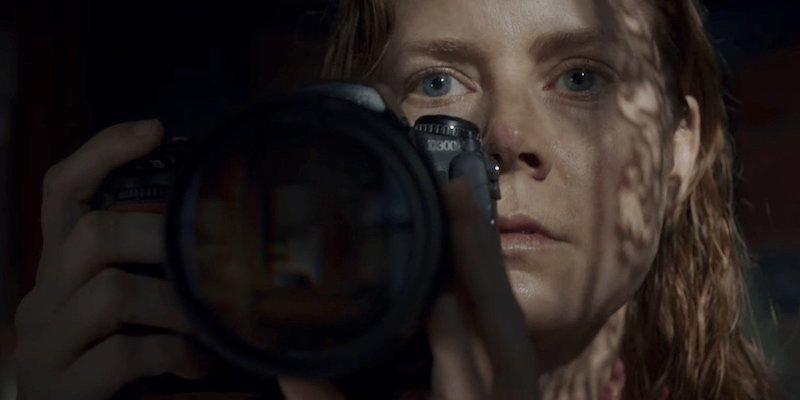 La Mujer en la Ventana traspasa la pantalla para sentir la expectación del relato. NETFLIX