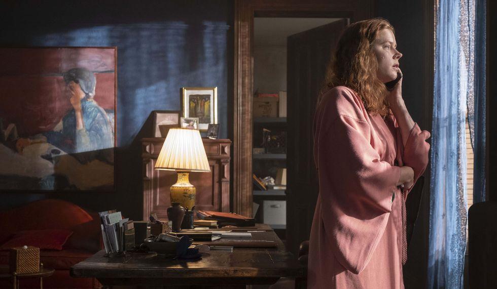 'La mujer en la ventana': Una interesante vuelta de tuerca a Hitchcock