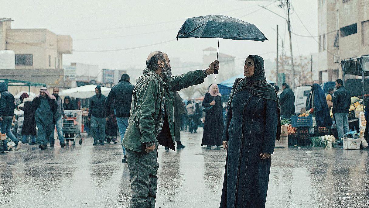 'Gaza mon amour'. Una historia de amor otoñal entre la comedia y el drama
