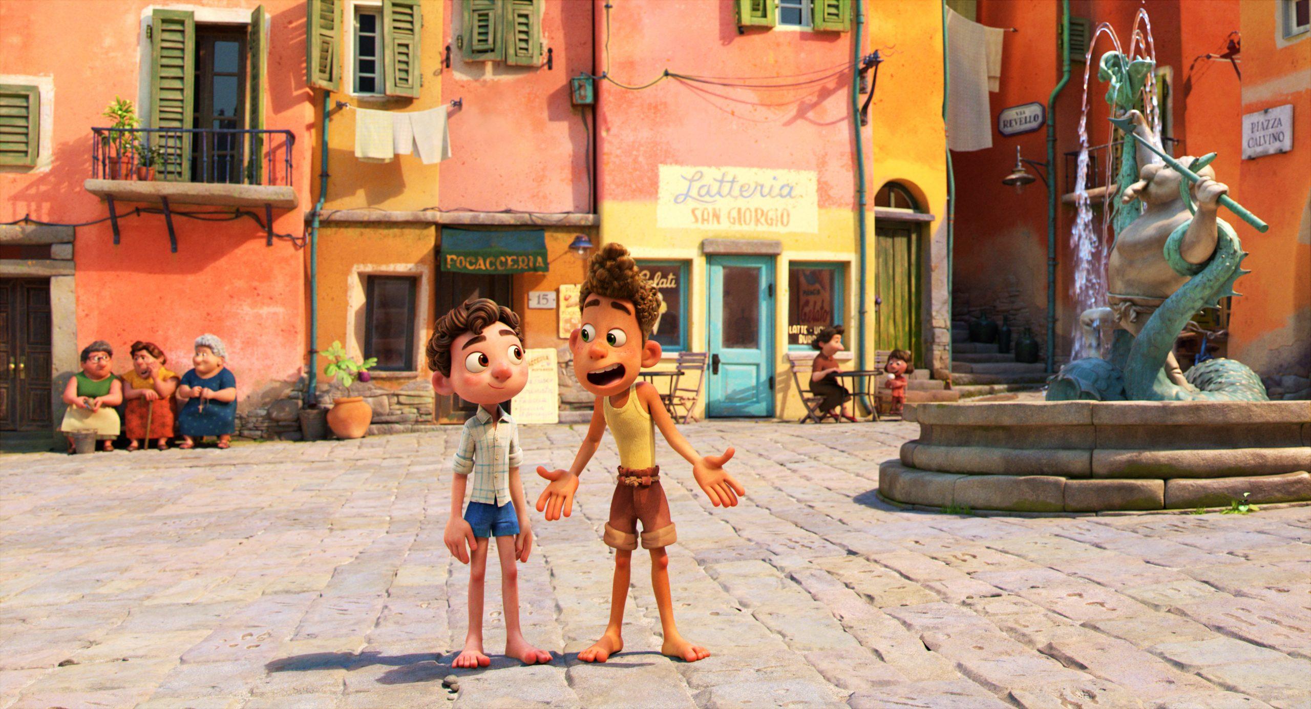 'Luca', lo último de Disney-Pixar, llega el próximo 18 de junio