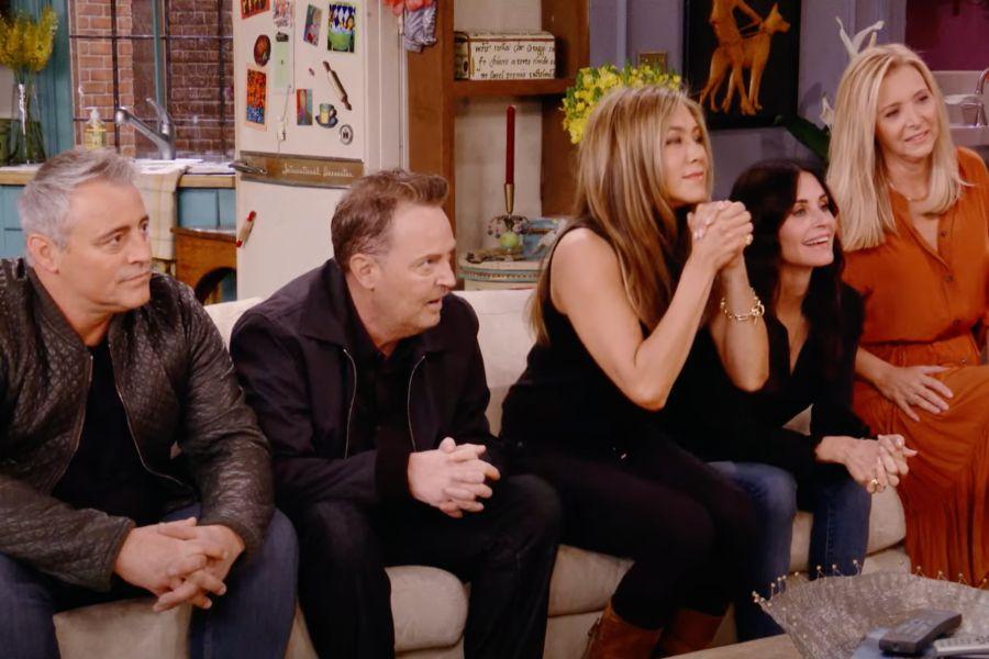 'Friends. The reunion': el éxito del fracaso de HBO