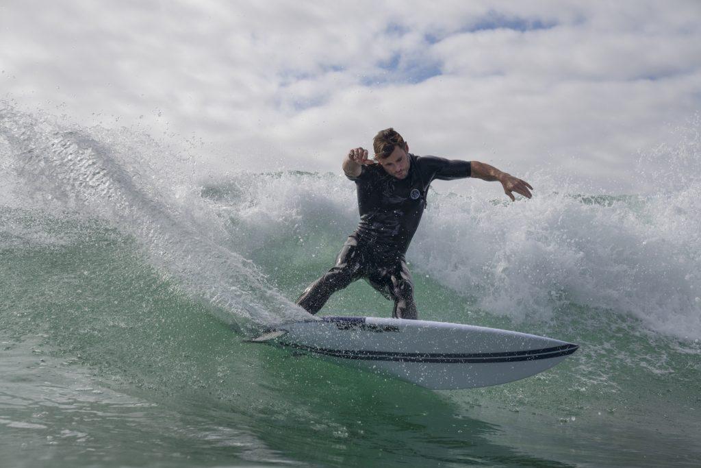 El protagonista de Thor es un fanático del surf. NATIONAL GEOGRAPHIC