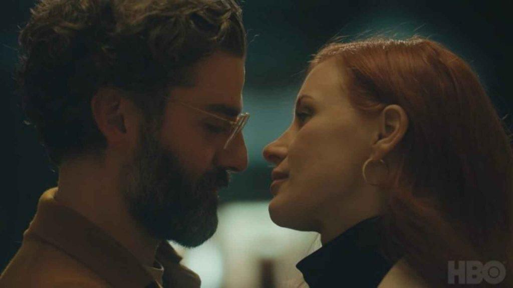 Hay mucha química entre la pareja protagonista de Secretos de un matrimonio. HBO