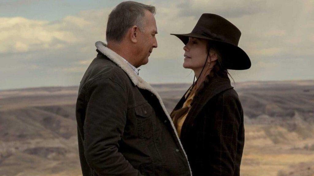 Diane Lane y Kevin Costner, protagonizan Uno de nosotros